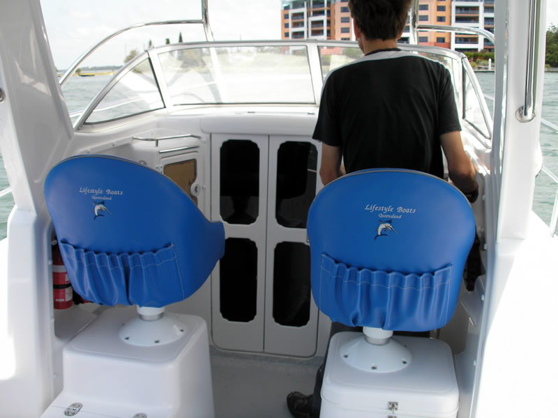 The Allrounder Lifestyle Boats