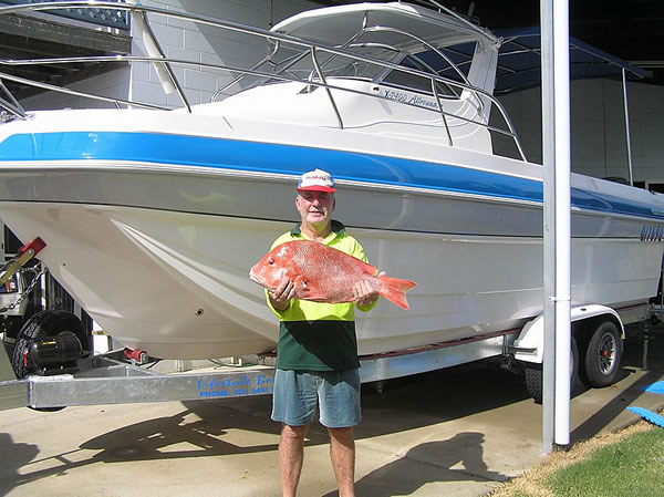 A Testimonial for Lifestyle Boats Queensland.