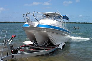 Lifestyle Boats for sale on the Sunshine Coast, Queensland.
