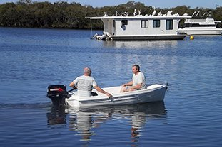 Dinghy for sale Sunshine Coast, from Lifestyle Boats Queensland.