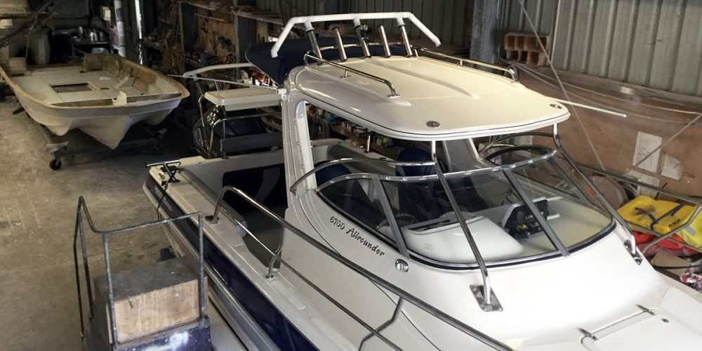 Boat builder, 6700 Allrounder