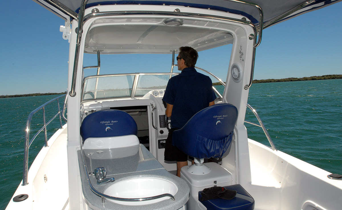 Allrounder boats for sale in caloundra